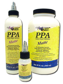 How to use ppa as a sealant for paper quilled jewelry for What kind of glue to use for jewelry