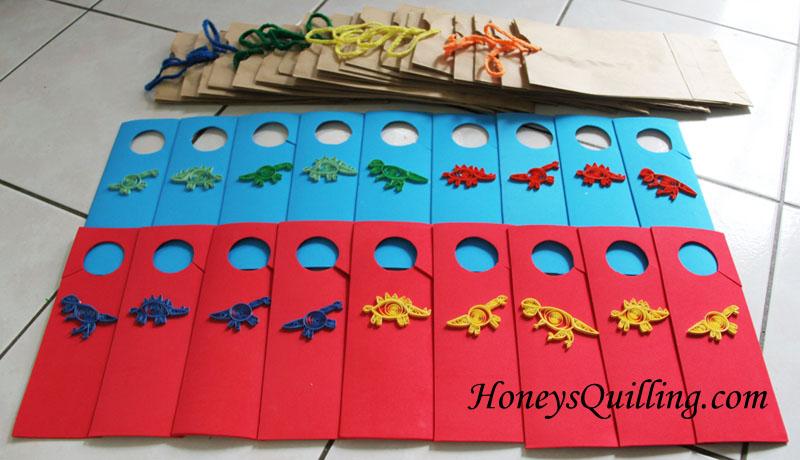 Dinosaur Gifts Dinosaur Themed Gift Bags