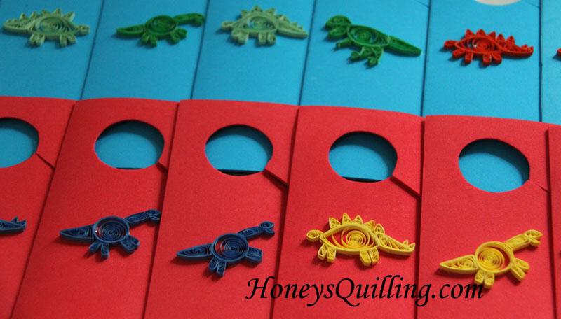 Dinosaur Gift Bag Dinosaur Themed Gift Bags