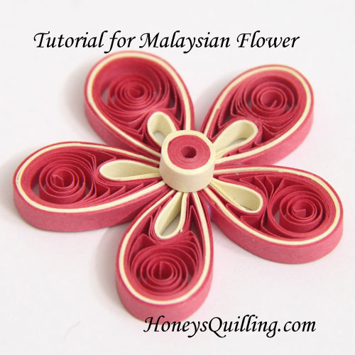 Paper Quilling Supplies Paper Quilling Tutorial How